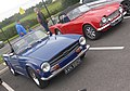 Triumph TR6 (1971) & TR4 (1962) (36363789494).jpg
