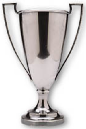 Fenerbahçe Table Tennis - Image: Trophy (transp. Simón Bolívar Cup)
