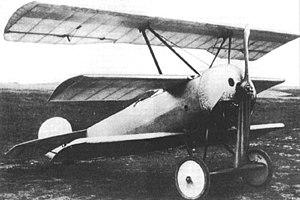 Fokker Dr.I - V.4 prototype