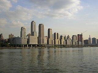 Riverside South, Manhattan Building complex in Manhattan, New York