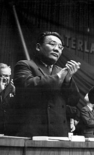Yumjaagiin Tsedenbal Prime Minister of Mongolia from January 26, 1952 to June 11, 1974 and President of Mongolia from June 11, 1974 to August 8, 1984