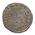 Tvåöring, 1592 - Skoklosters slott - 109400.tif