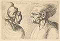 Two deformed heads facing inwards MET DP823735.jpg