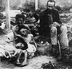 Typhus ukrainian family
