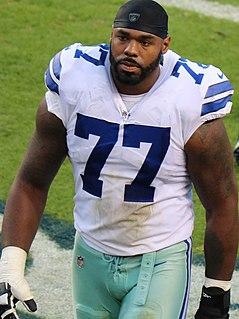 Tyron Smith American football offensive tackle