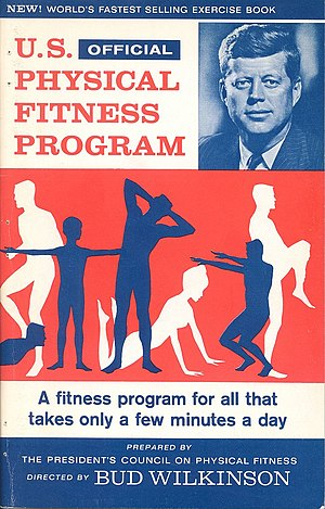 U.S. Physical Fitness Program Exercise Book´s ...