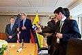 U.S. Secretary of State John Kerry Addresses Reporters After Bilateral Meeting With Colombian President Juan Manuel Santos (26345509444).jpg