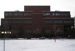 Samuel P. Capen - Capen Hall, University at Buffalo
