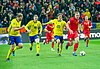 UEFA EURO qualifiers Sweden vs Romaina 20190323 chase.jpg