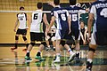 UFV men's volleyball vs Cap Nov 7 2014 03 (15737243936).jpg