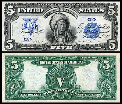 Silver certificate (United States)