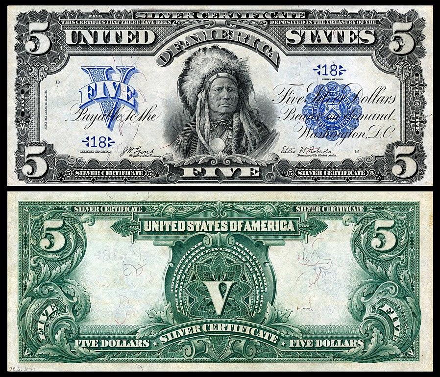 File:US-$5-SC-1899-Fr.271.jpg - Wikipedia