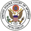 Seal of the United States Court of Appeals for the Fifth Circuit