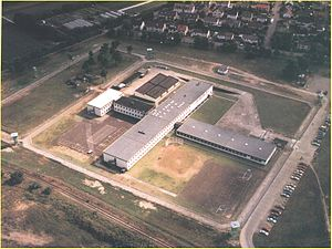 Coleman Army Airfield -  US Army Correctional Facility-Europe