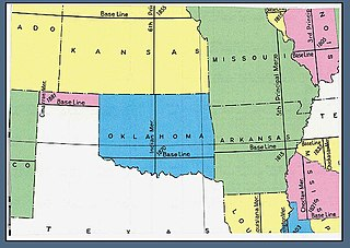 Indian meridian United States historic place