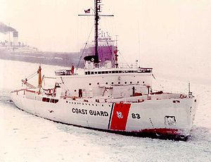USCGC Mackinaw (WAGB-83) - USCGC Mackinaw