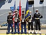 USS Arlington Commissioning Ceremony 130406-N-ZE938-030.jpg