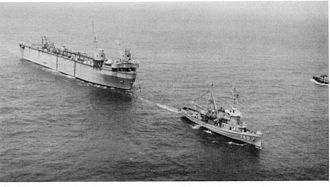 USS Oak Ridge (ARDM-1) - Image: USS Atakapa (ATF 149)