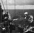 USS Boston (CA-69) bombards targets in Japan, circa in July 1945.jpg