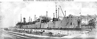 USS <i>Mars</i> (AC-6)