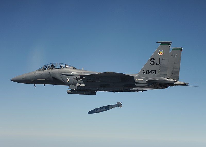File:US Air Force 090318-F-0000K-900 Dropping bombs.jpg