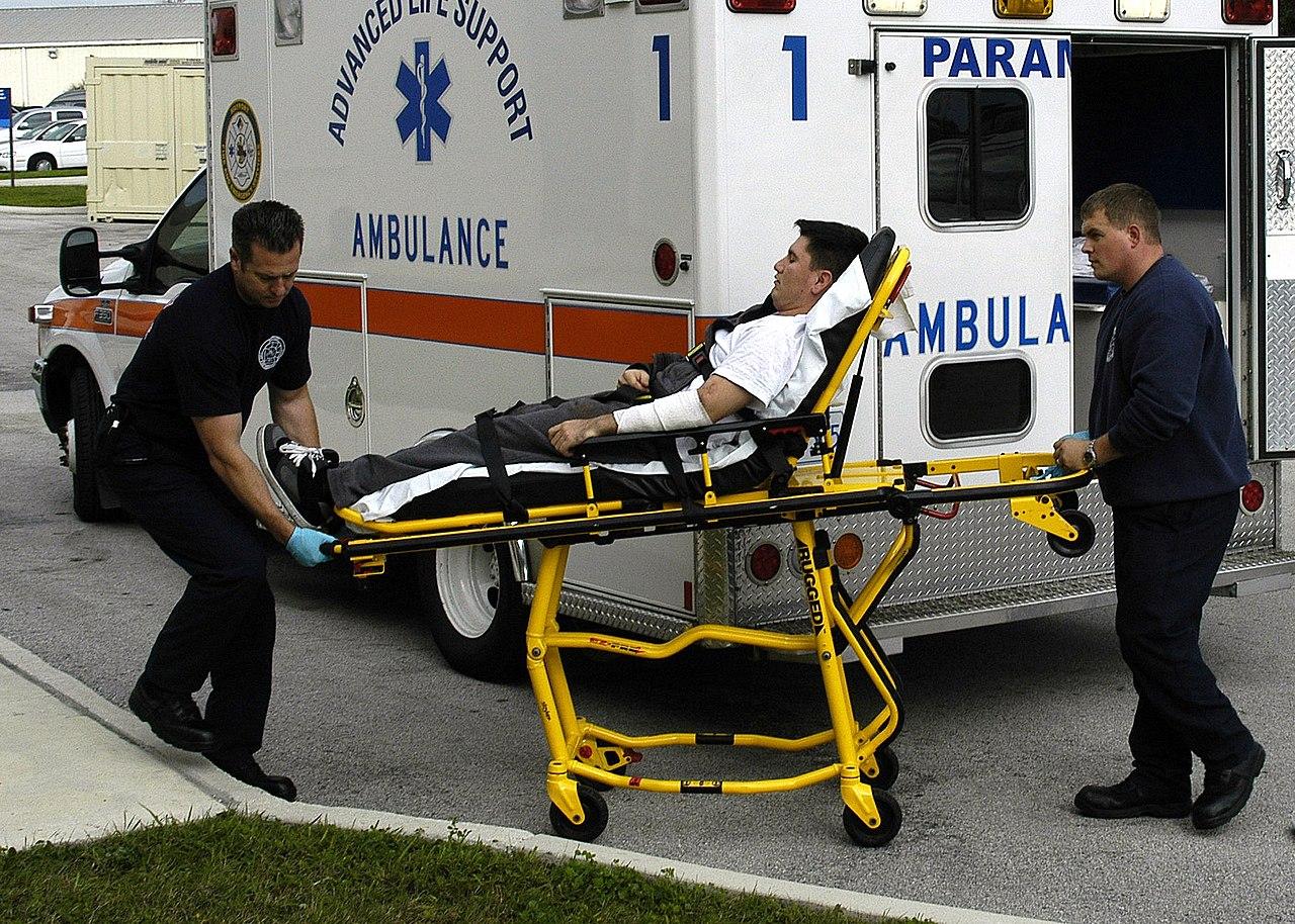 Mass Casualty Drill Long Beach Memoral