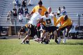 US Navy 081206-N-8390S-312 Army and Navy Recruiters from the Houston area play a flag football.jpg
