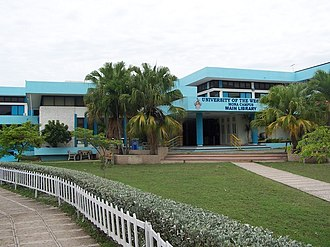 University of the West Indies - Main Library, Mona Campus, Jamaica