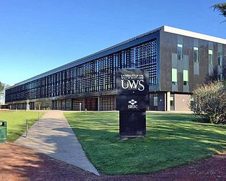 University of the West of Scotland - UWS Ayr Campus