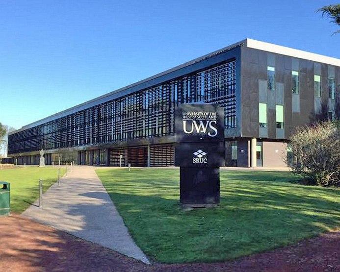 UWS, Ayr Campus