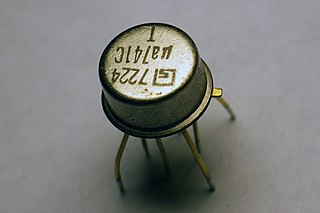 Operational amplifier High-gain voltage amplifier with a differential input and a single-ended output