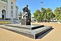 Ufa. Monument to Mazhit Gafuri. 34 Zaki Walidi Street.jpg