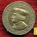 Ulrich ursenthaler il vecchio, med. di bernando II clesio, vescovo di trento, 1520 arg..JPG
