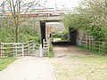Underpass To Stukeley Meadows - geograph.org.uk - 779555.jpg