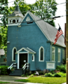Unitarian Universalist Church of Hamburg; Hamburg, New York.png