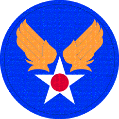 United States Army Air Forces SSI