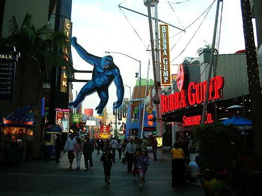 Universal CityWalk Hollywood 5