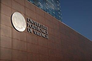 Polytechnic University of Valencia - Image: Universidad Politécnica de Valencia Portada