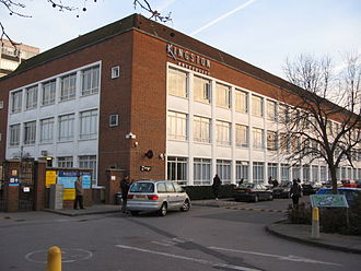Kingston University - Main building, Penrhyn Road campus