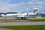 Untitled Gulfstream Aerospace G-V Gulfstream V N91CW (26383525153).jpg