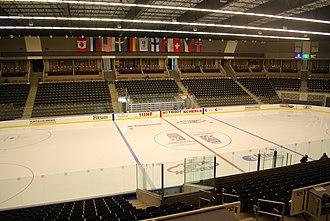Scheels Arena - Image: Urban Plains Center IIHF U18 2009