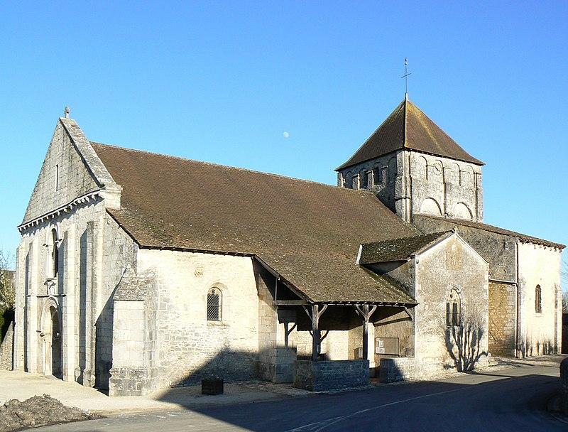 Usson-du-Poitou
