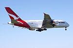 VH-OQH A380 Qantas (14622729399).jpg