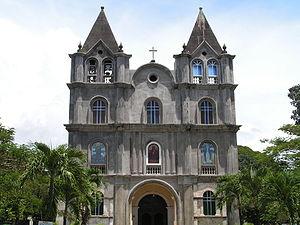 Valencia, Bohol - Roman Catholic Church, Valencia
