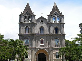 Valencia, Bohol - Roman Catholic Church, Valencia