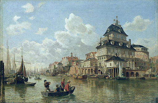 Valentin Ruths Boat House at Hamburg