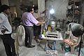 Vallabhbhai Jhaverbhai Patel Bust in Progress - Kolkata 2016-08-30 6467.JPG