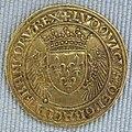 Valois, erinco II, scudo d'oro con l'istrice, 1507, verso.JPG