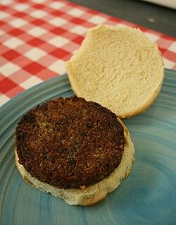 Burger Vegetarian Wikipedia Bahasa Indonesia Ensiklopedia Bebas