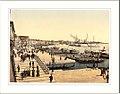 Venice harbor and Palazzo dei Dogi Venice Italy.jpg